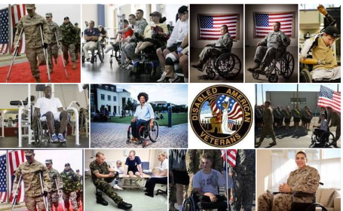 DISABLED VETERANS RESOURCES