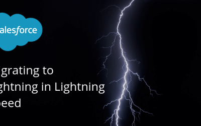Salesforce Lighting Migration: Plan for Success