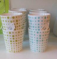 Spira Coffee Mugs (set of 2)