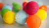 Tivoli: Flash Orange, Lemon Yellow, Apple Green, Sky Blue, Light Violet & Fuchsia