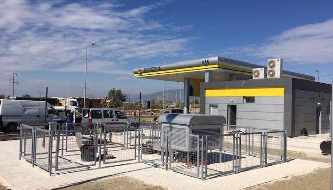 Makpetrol Gas Station Cojlija Petrovec