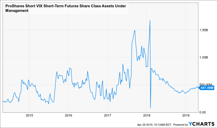 SVXY VIX Futures short interest   czy jest się czego obawiać?