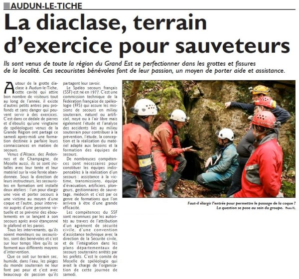 2016 04 20 RL Stage SSF Audun-le-Tiche