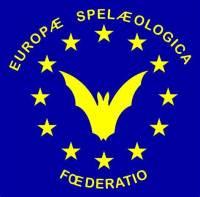 european speleological federation logo