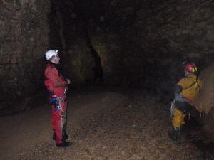 Dans le réseau Schiller Grotte du Crochet Sup'