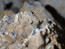 hydrotermálne kalcity 1560 m n. m.