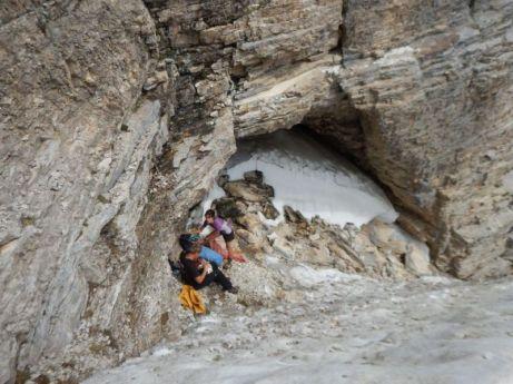 prieskum v jaskyniach pod l'Obiou (2)
