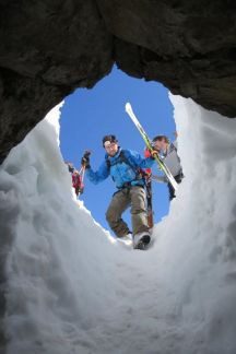 Poďme lyže do rúk
