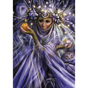 The Faery Godmother. (Photo credit: Brian Froud)