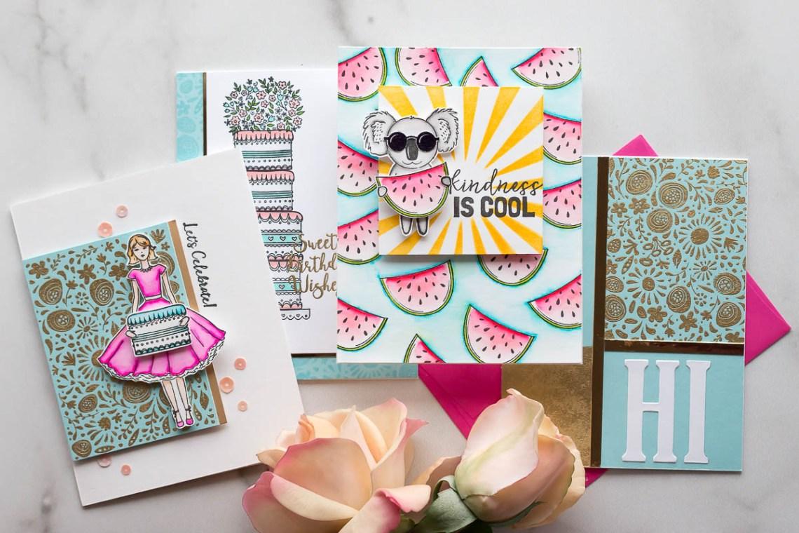 FSJ Kindness Matters | Colorful Cards with Marie Heiderscheit | Video