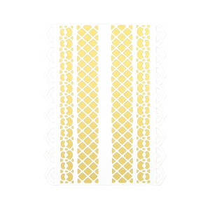 Spellbinders May 2020 Small Die of the Month is Here – Stacked Decorative Edges #Spellbinders #SpellbindersClubKits #NeverStopMaking