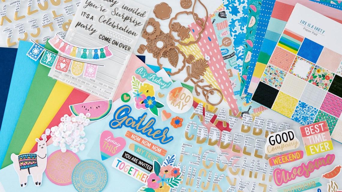 Coming Soon! Spellbinders June 2020 Clubs! #Spellbinders #NeverStopMaking #Cardmaking
