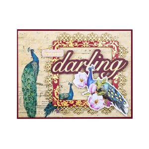 Spellbinders July 2020 Card Kit of the Month is Here – Vintage Mementos #Spellbinders #NeverStopMaking #CardKit #Cardmaking