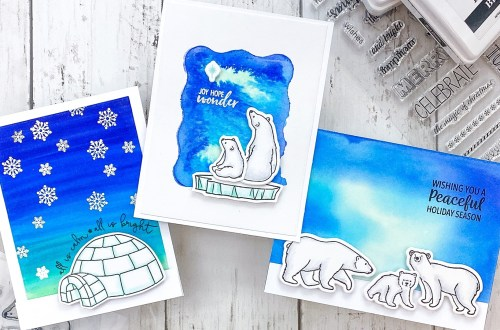 The Joy and Wonder Project Kit by Spellbinders & FSJ | Cardmaking Inspiration with Channin Pelletier | Video tutorial #Spellbinders #NeverStopMaking #DieCutting #Cardmaking #ChristmasCardmaking