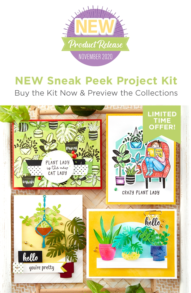FSJ Take Time For You Project Kit is Here!