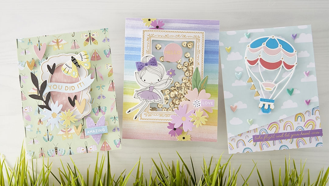 February 2021 Card Kit of the Month is Here – Let Your Heart Soar