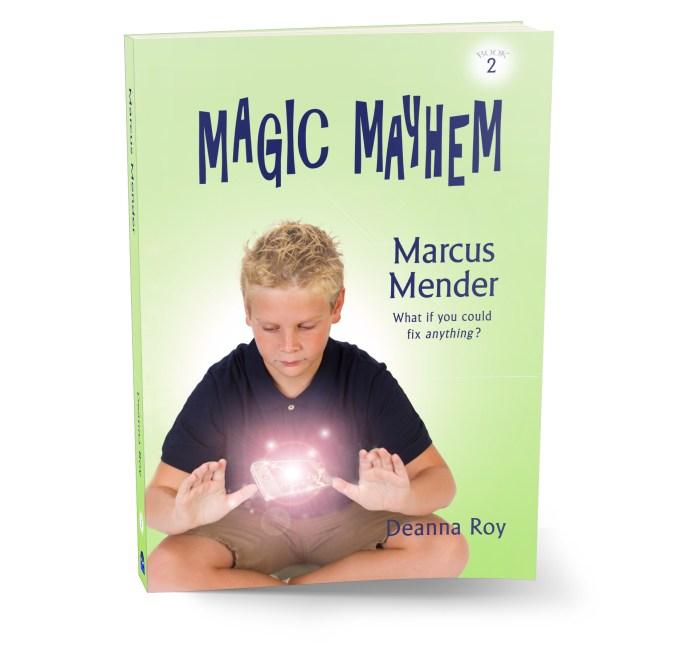 Marcus Mender