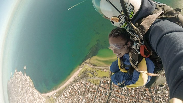 spellbound travels skydiving melbourne