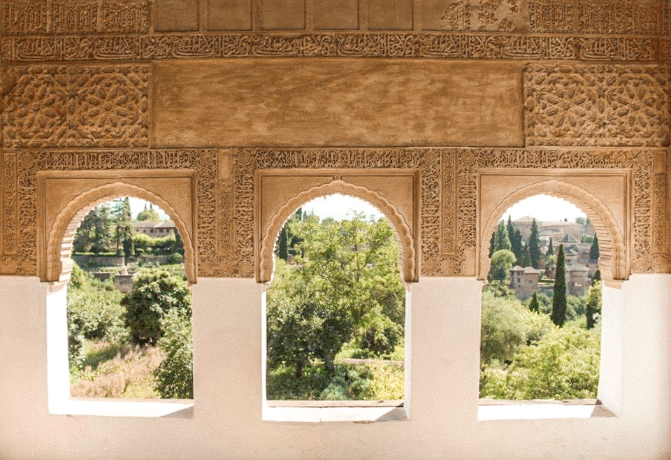 spellbound travels alhambra