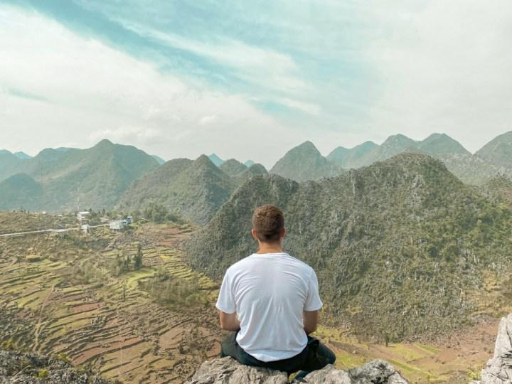 spellbound travels ha giang loop view
