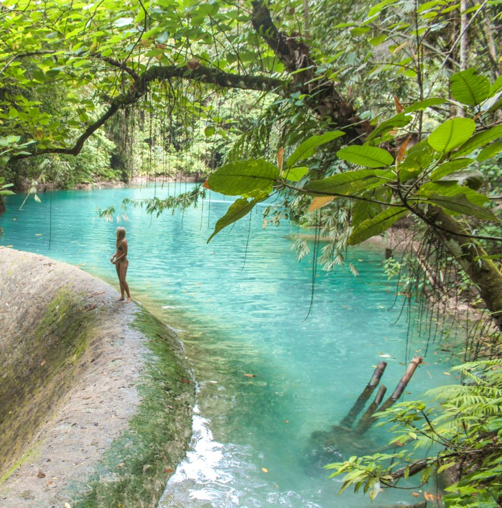 spellbound travels kawasan falls cebu