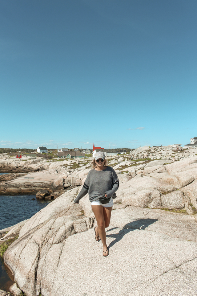 spellbound travels halifax peggy's cove