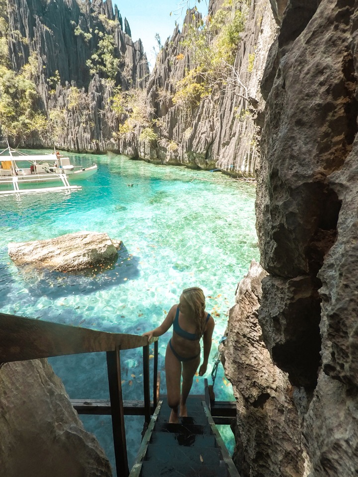 spellbound travels Coron island hopping