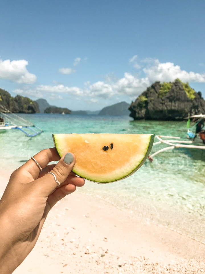 spellbound travels el nido boat tour