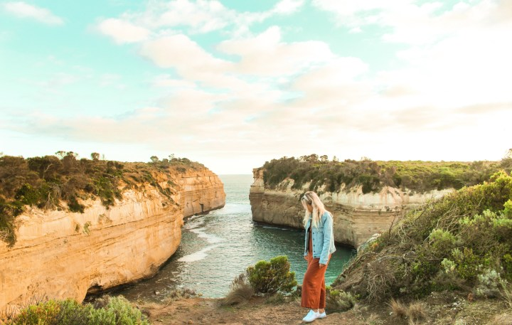 spellbound travels loch ard gorge