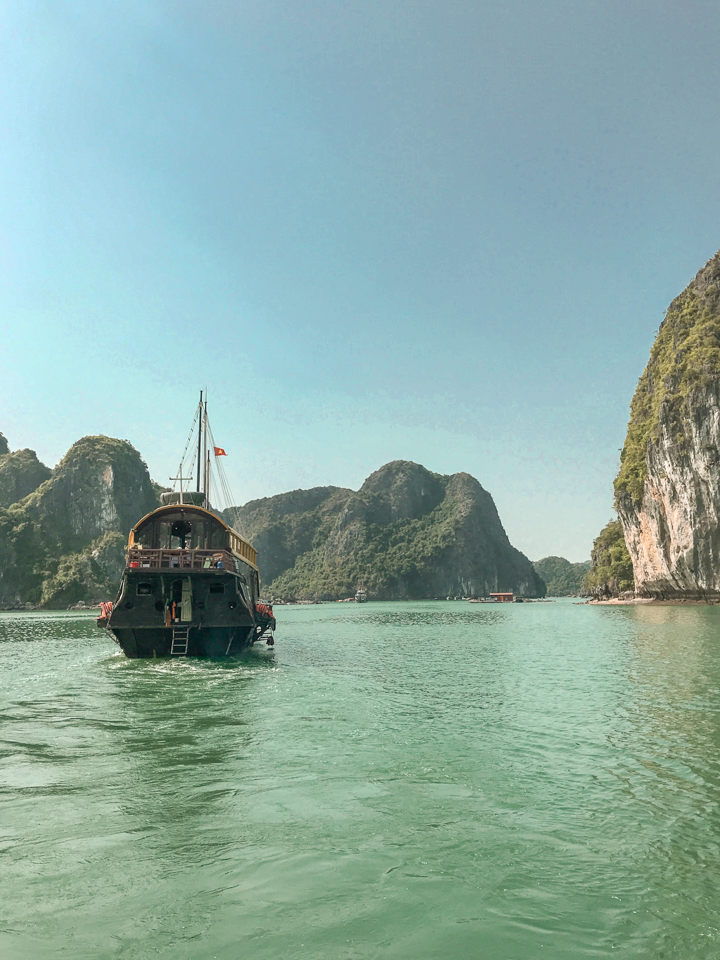 spellbound travels halong bay boat tour