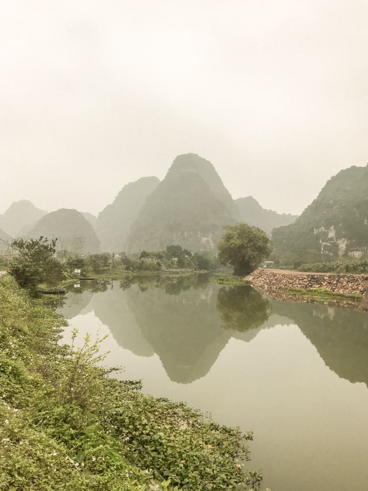spellbound travels ninh binh view