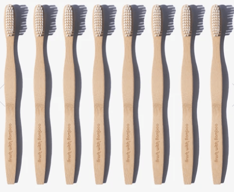 spellbound travels bamboo toothbrush sustainable