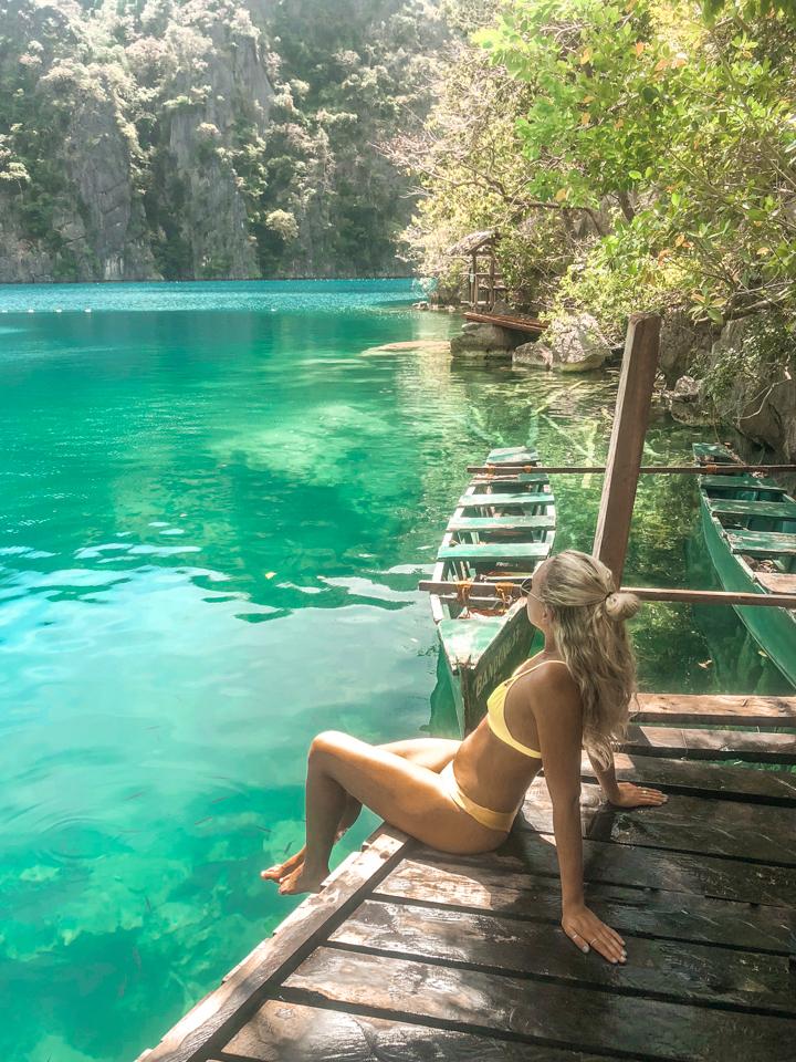 spellbound travels coron island philippines blue water