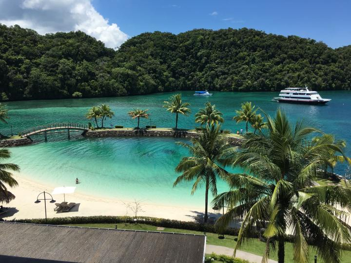 spellbound travels republic of palau island