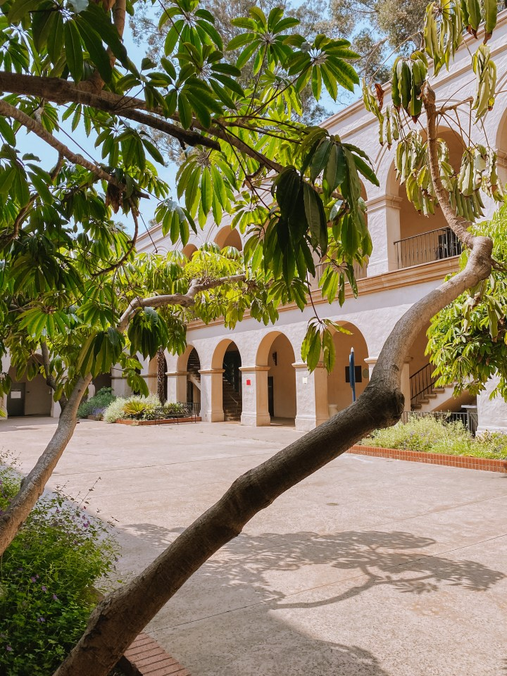 spellbound travels balboa park architecture