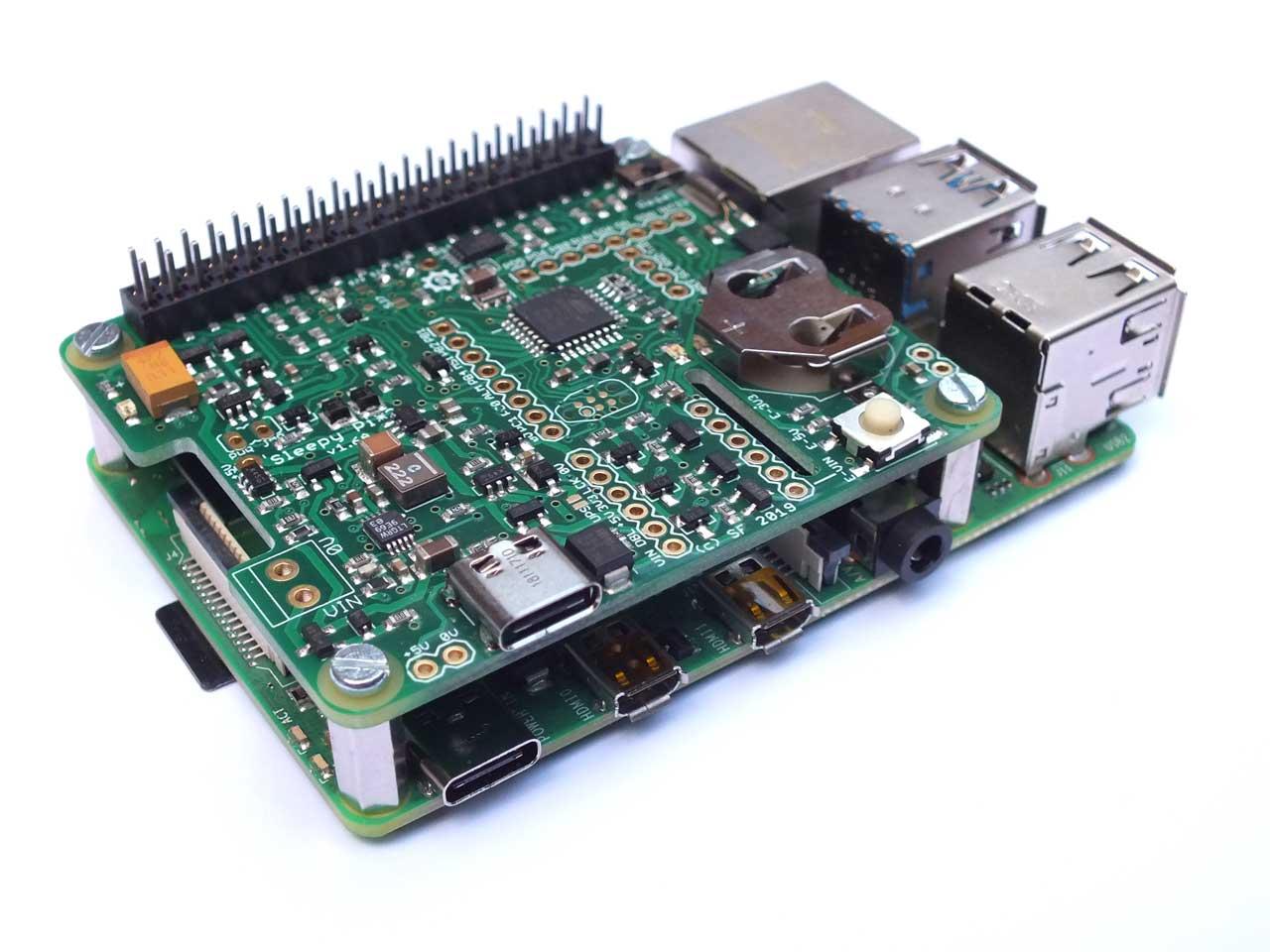 Sleepy Pi 2 - USB-C - Spell Foundry