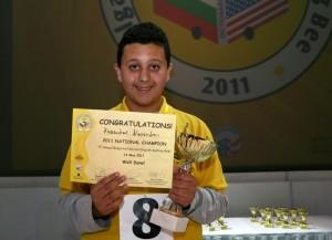 2011 champion