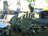 Gertrude Stein's grave, Père Lachaise