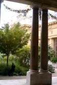 Petit Palais Gardens