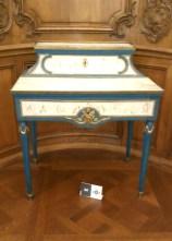 Desk in the Petit Palais
