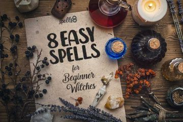 8 Easy Spells for Beginner Witches - Spells8