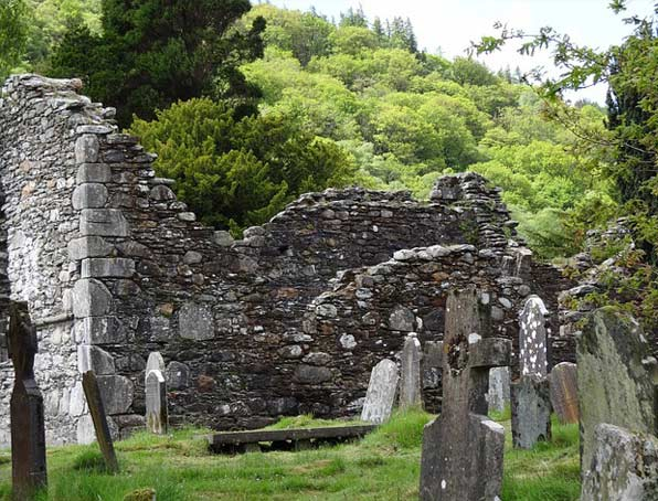 Irish Celtic Cemetery - History of Wicca