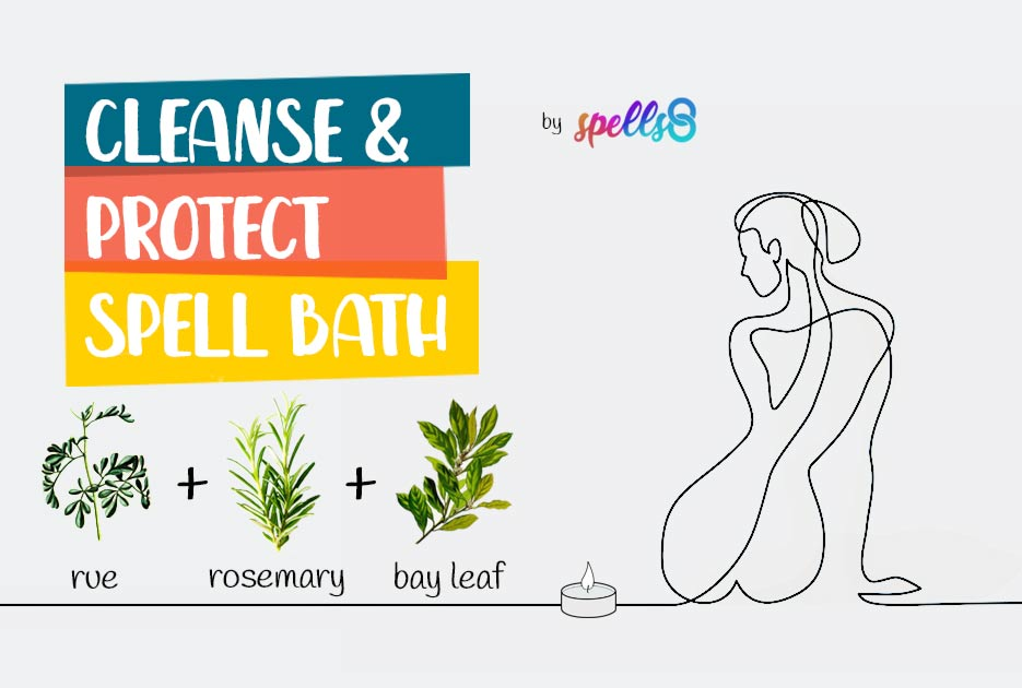 Cleanse and Protect Spiritual Spell Bath