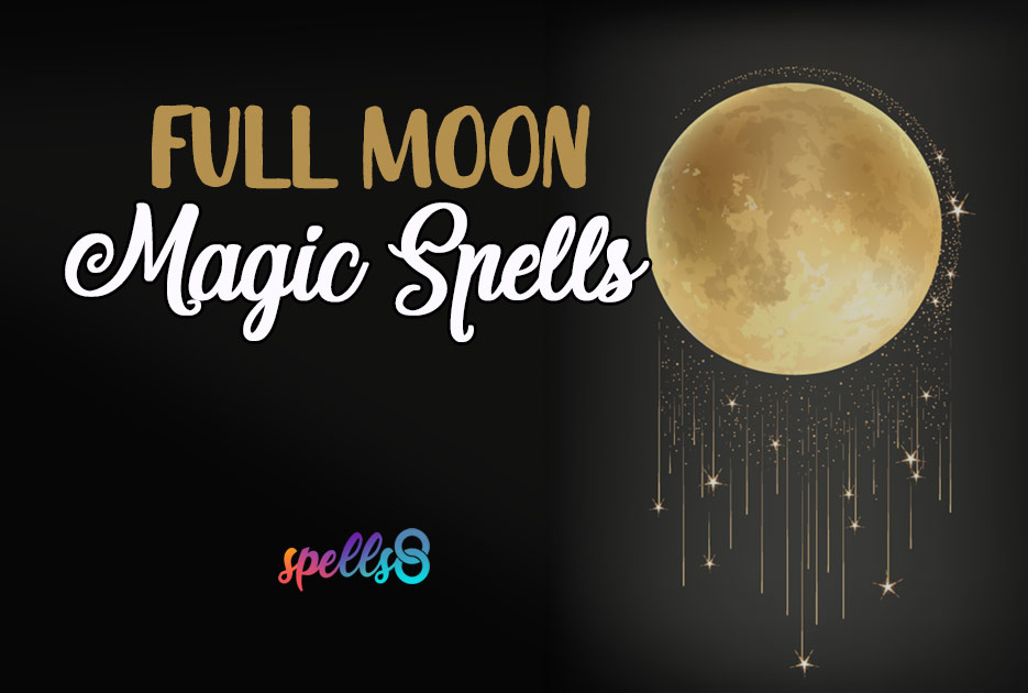 Full Moon Wish Spell for Tonight