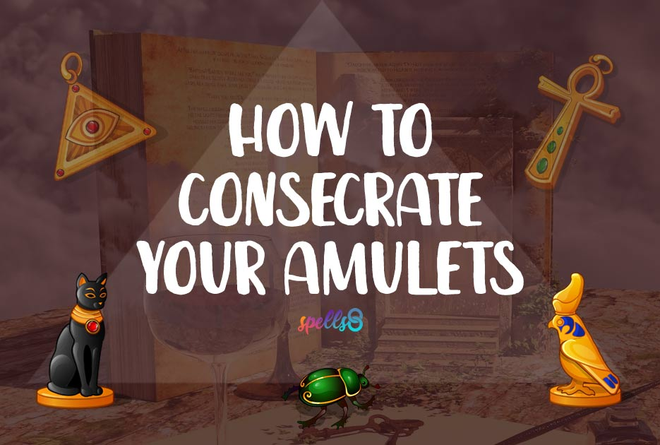 ▶️ The Easiest Way to Charge & Activate Talismans or Amulets
