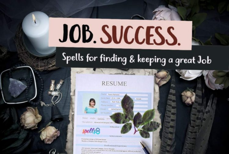 Career Spells: Find Your Dream Job and Rise to the Top