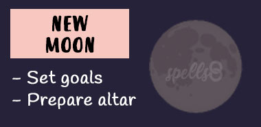 New Moon Spells