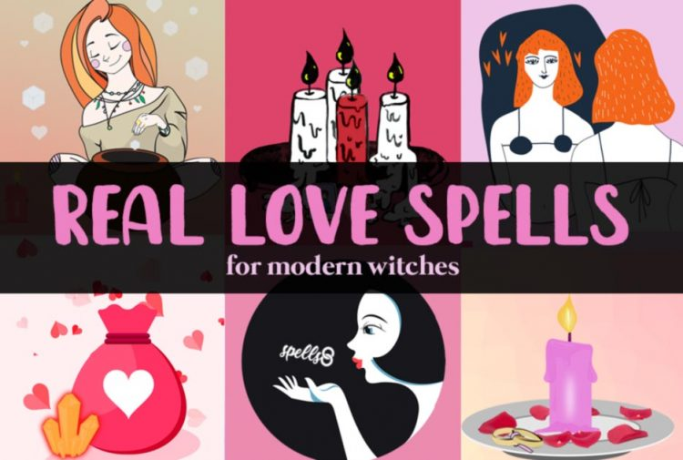 Real Love Spells for Modern Witches! 16 Spells That Work