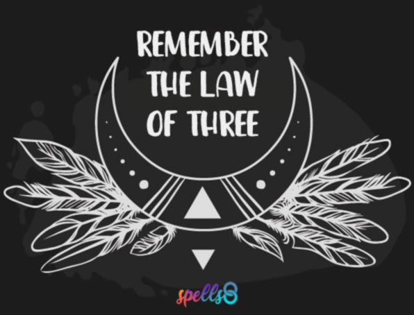 Remember the Law of Three