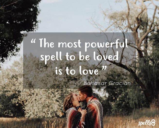 """The Most Powerful Love Spell"""
